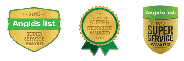 Angie's List Super Services Awards